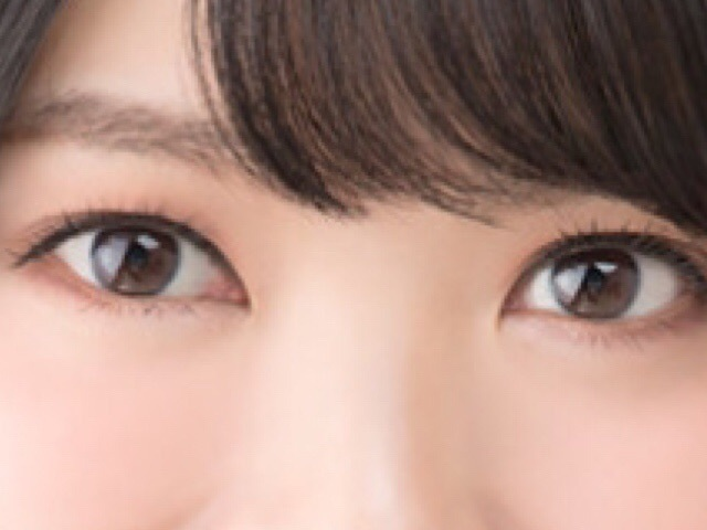 AKB48_北原里英_きたはらりえ公式目アップ画像